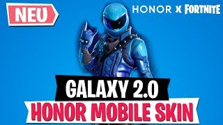 *NEW* Mobile Skin for Honor View 20 | Galaxy 2.0 | Fortnite Battle Royale
