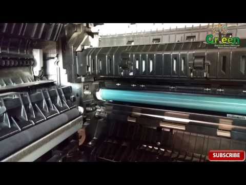 Paper jam problems solution canon image runner 2002n | repair Canon machine | xerox | how to clean.