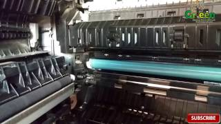 paper jam problems solution canon image runner 2002n   repair canon machine   xerox   how to clean