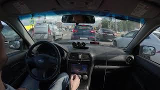 Свап Subaru  Mpreza EJ20X. Полный обзор автомобиля от владельца. Спустя 5 лет.