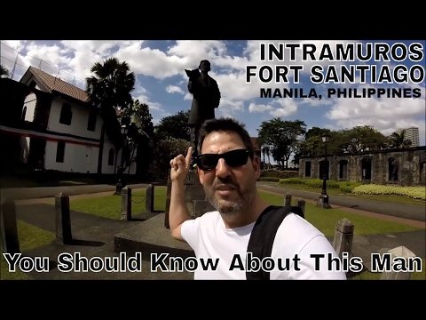 Philippines, Manila: Intramuros (The Walled City)  Everybody Should Know About This Place