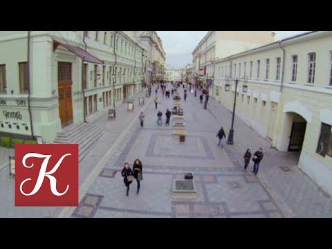 Пешком... Москва лицедейская. Выпуск от 03.06.18