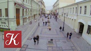 Смотреть видео Пешком... Москва лицедейская. Выпуск от 03.06.18 онлайн