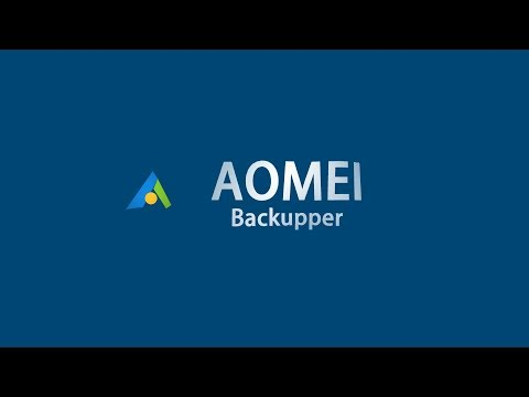 Easiest Backup And Clone Software: AOMEI Backupper
