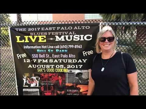 2017 Blues Festival in East Palo Alto