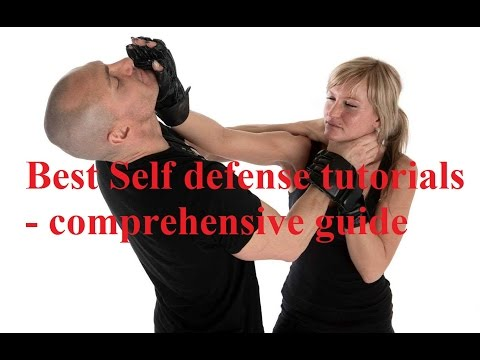 best self defense techniques for street fight -  comprehensive guide from krav maga & aikido