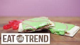 Watermelon Jolly Rancher Pop-Tarts | Eat the Trend
