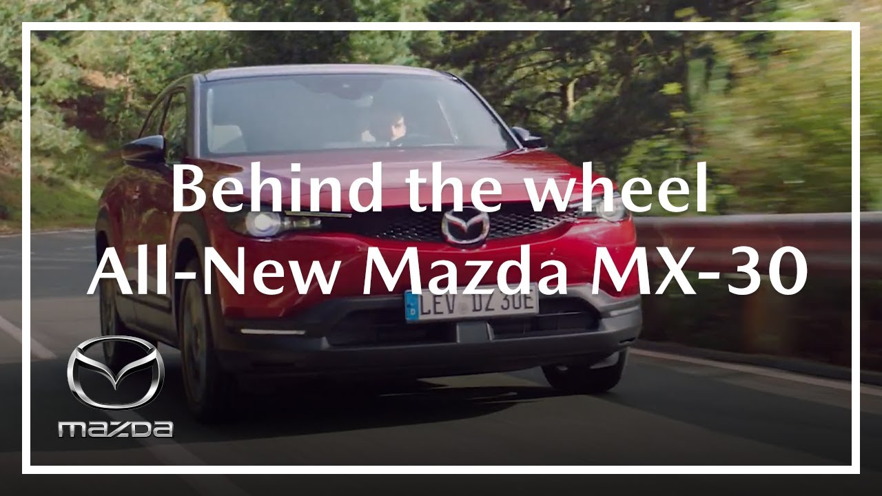 All-new Mazda MX-30 | Behind the Wheel