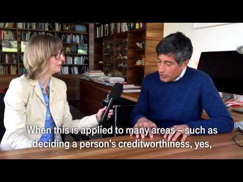 Social Media Post: Interview: Ranga Yogeshwar the remarkable power of algorithms