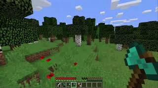 Minecraft survival #1 survival opslag maken