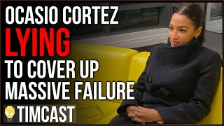 Ocasio Cortez LIES To Cover Up MASSIVE Jobs Failure Meanwhile Trump Boasts Best Numbers Of Our Lives