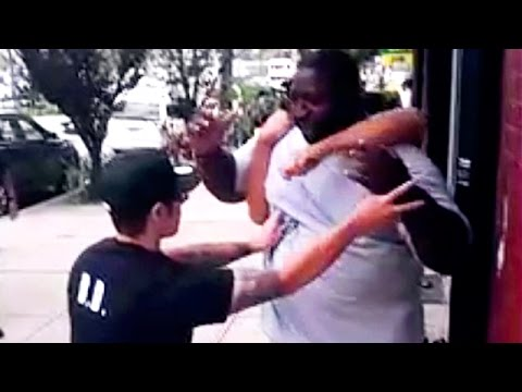 Eric Garner NYPD Officer Not Indicted For Choke Hold