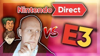 Mangs, Mekkah & Cyan Watch Nintendo Direct
