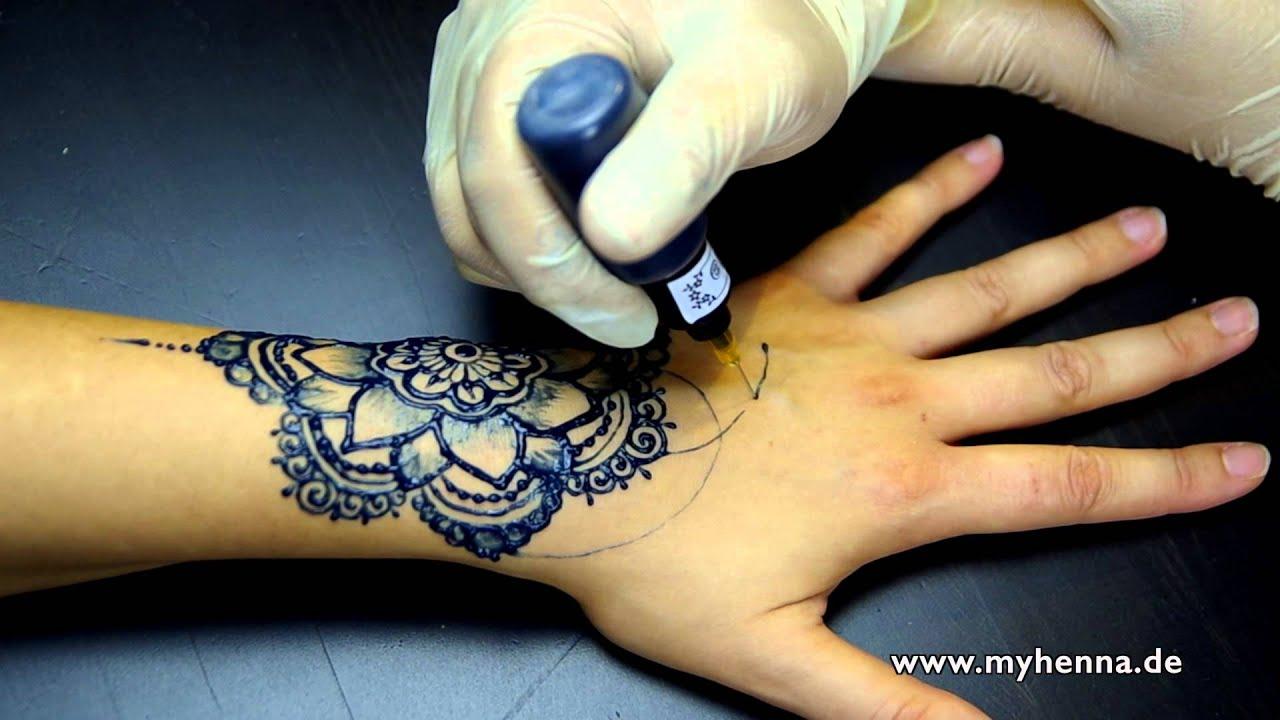 Jagua Tattoo: Jagua Tattoo # 6