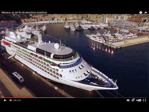 Mónaco, un sin fin de atractivos turisticos