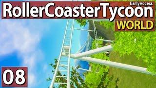 Roller Coaster Tycoon World #8 Zu viele Details
