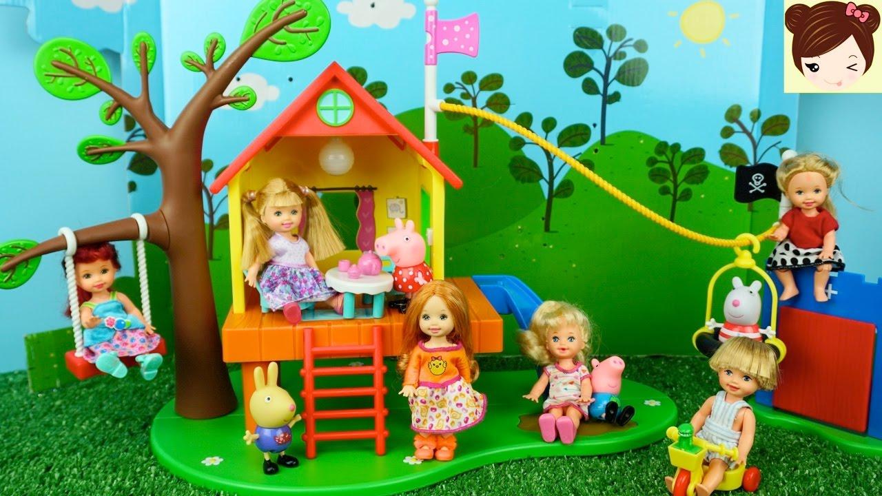 Parque de peppa pig excursion con las bebes de f ia ngveqb8 - Peppa pig la casa del arbol ...