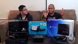 PS4 vs Xbox One vs Wii U Review