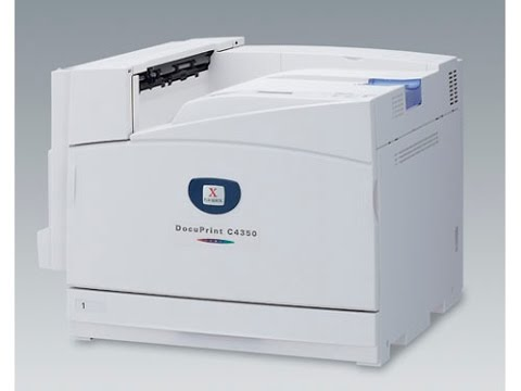 Fix Error Please Reboot Printer 124 315 Xerox Dc 4350 Youtube