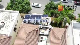 Sonnen Works - Paneles Solares - Proyecto Privanzas