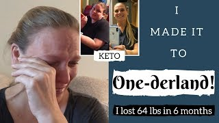 I LOST 64 LBS IN 6 MONTHS | OUT OF THE 200'S FOR GOOD | KETO WEEK 25 RESULTS