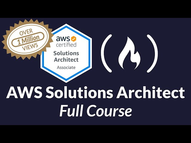 AWS Certified Solutions Architect - Associate 2020 (PASS THE EXAM!) | Ad-Free Course
