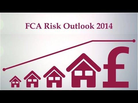 FCA's 7 areas of focus for 2014: Risk Outlook