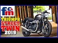 Triumph Street Twin 2019 | Review