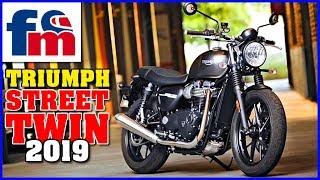 Triumph Street Twin 2019   Review