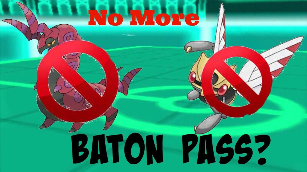 Baton pass smogon