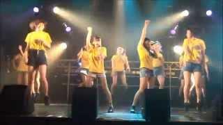 31日に行われる「アイドルトレイン」に出演する8組のご当地アイドル...