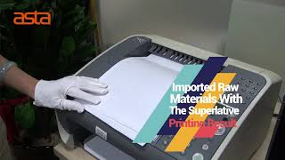ASTA - Refilling Compatible Q2612A Toner Cartridges Testing for Hp Printer