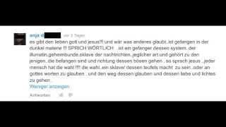 Übersetzung religiöse, esotherische Logorrhoe ins Deutsche(Was soll ich dazu sagen? Der Text ist an so vielen Stellen so falsch, dass es wirklich schwer fällt alles zu verstehen. Kommunikation ist in diesem Fall nur ..., 2014-10-21T12:17:54.000Z)
