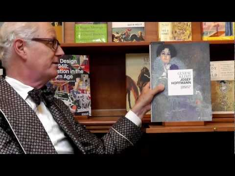 "Nicholas Hoare reviews ""Gustav Klimt/Josef Hoffmann"""