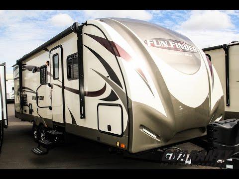 2017-cruiser-rv-fun-finder-265-rbss-travel-trailer-video-tour-•-guaranty.com