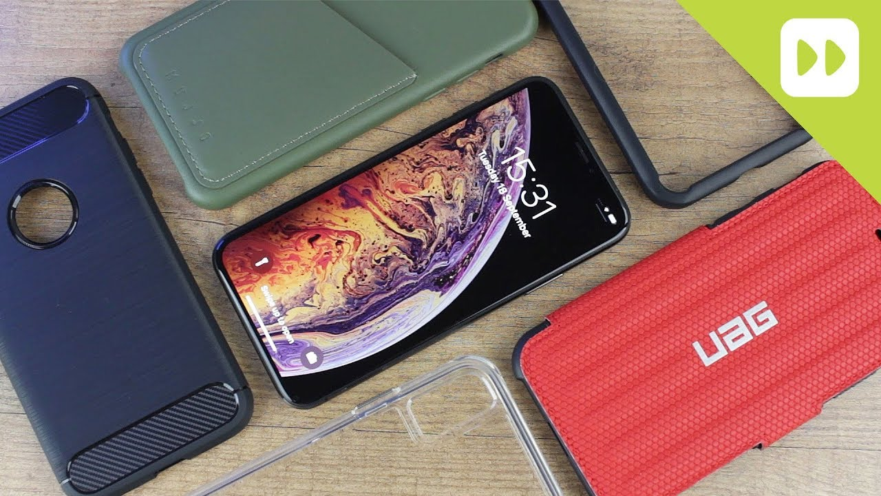 save off 95af7 ad60d Top 5 iPhone XS Case & Covers