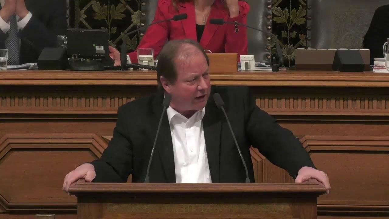 Dirk Nockemann (AfD). 1000 Milliarden Euro werden uns die Flüchtling kosten