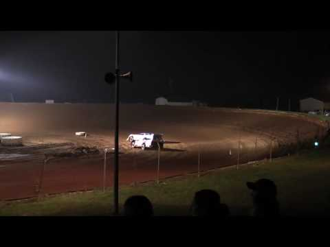 Midway Speedway Late Model Feature 10-1-2016