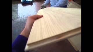 видео Модульный паркет от производителя: способы укладки своими руками и цена
