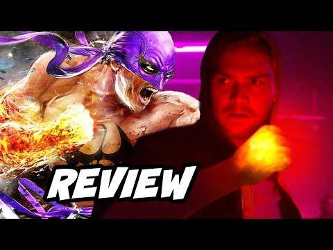 Iron Fist Season 2 Review NO SPOILERS and Daredevil Season 3 Teaser