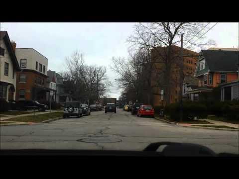 Ann Arbor Winter 2015 Drive Tour