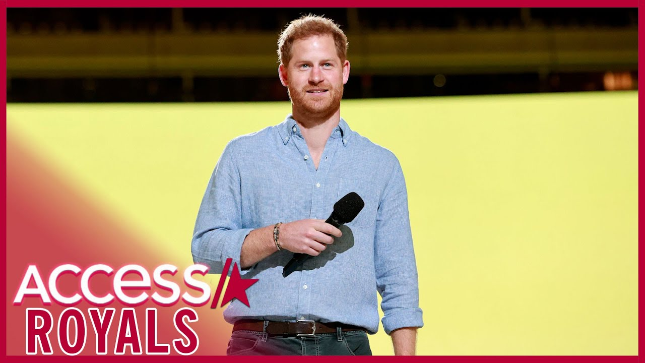 Prince Harry's Passionate Speech At Vax Live: The Concert