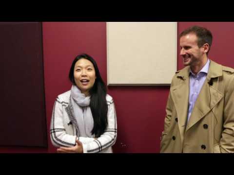 Three questions with Vladimir Kulenovic and Joyce Yang
