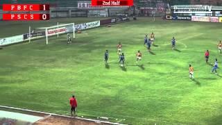 8 Besar DU 2014: Pusamania Borneo FC 2-0 PSCS Cilacap