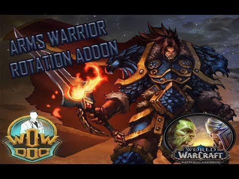 Arms Warrior