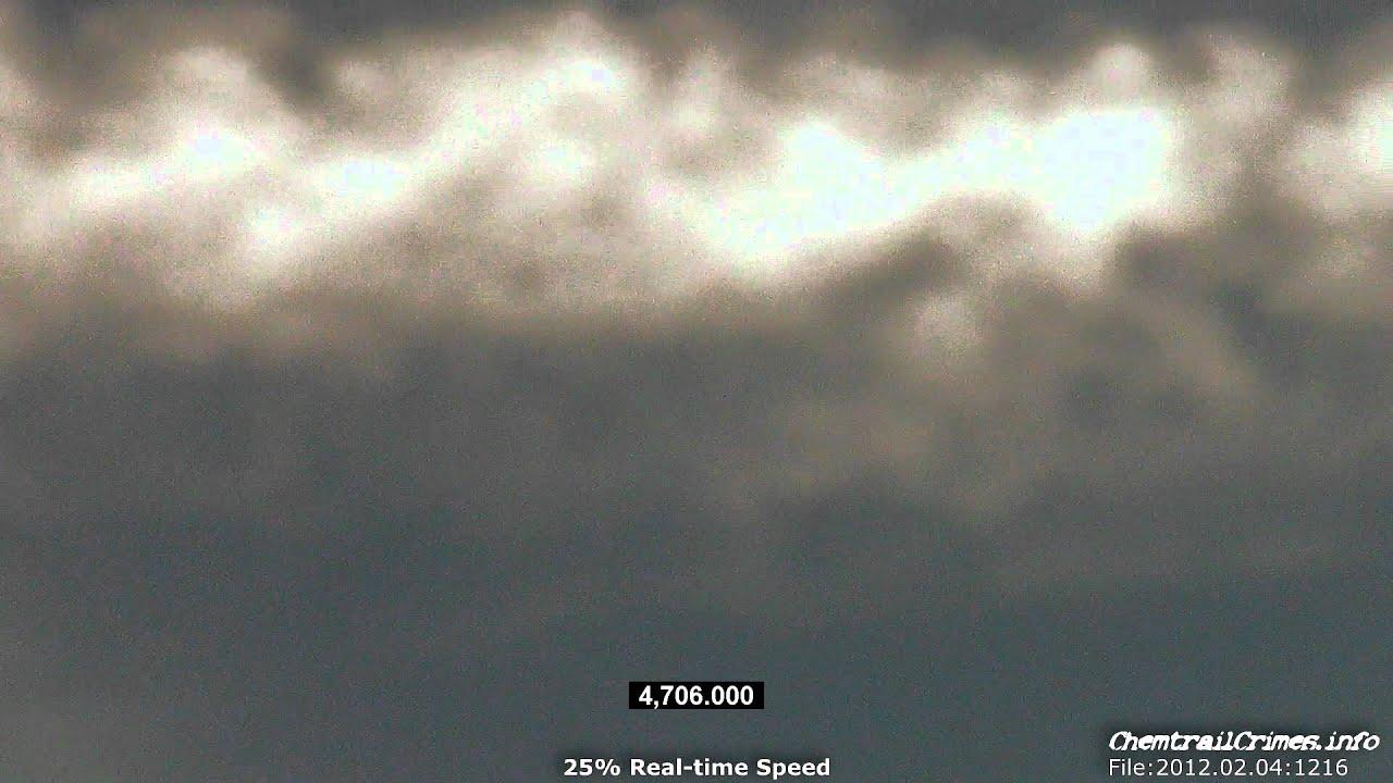 """The Bizarre Sky Capture of February 4, 2012 (Revisit P.1) originally """"Fire to the Rain"""""""