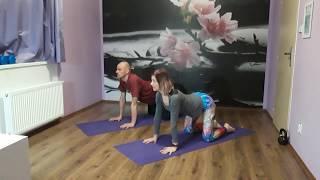 Cvičení pro zdravá záda I.