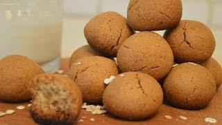 Овсяное печенье (детское/диетическое)