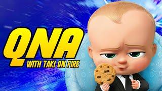 QNA - Taki On Fire
