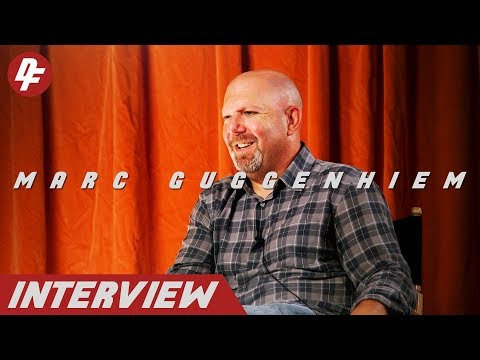 The Mutuals s: Marc Guggenheim  runner for CW's ArrowLegends Of Tomorrow